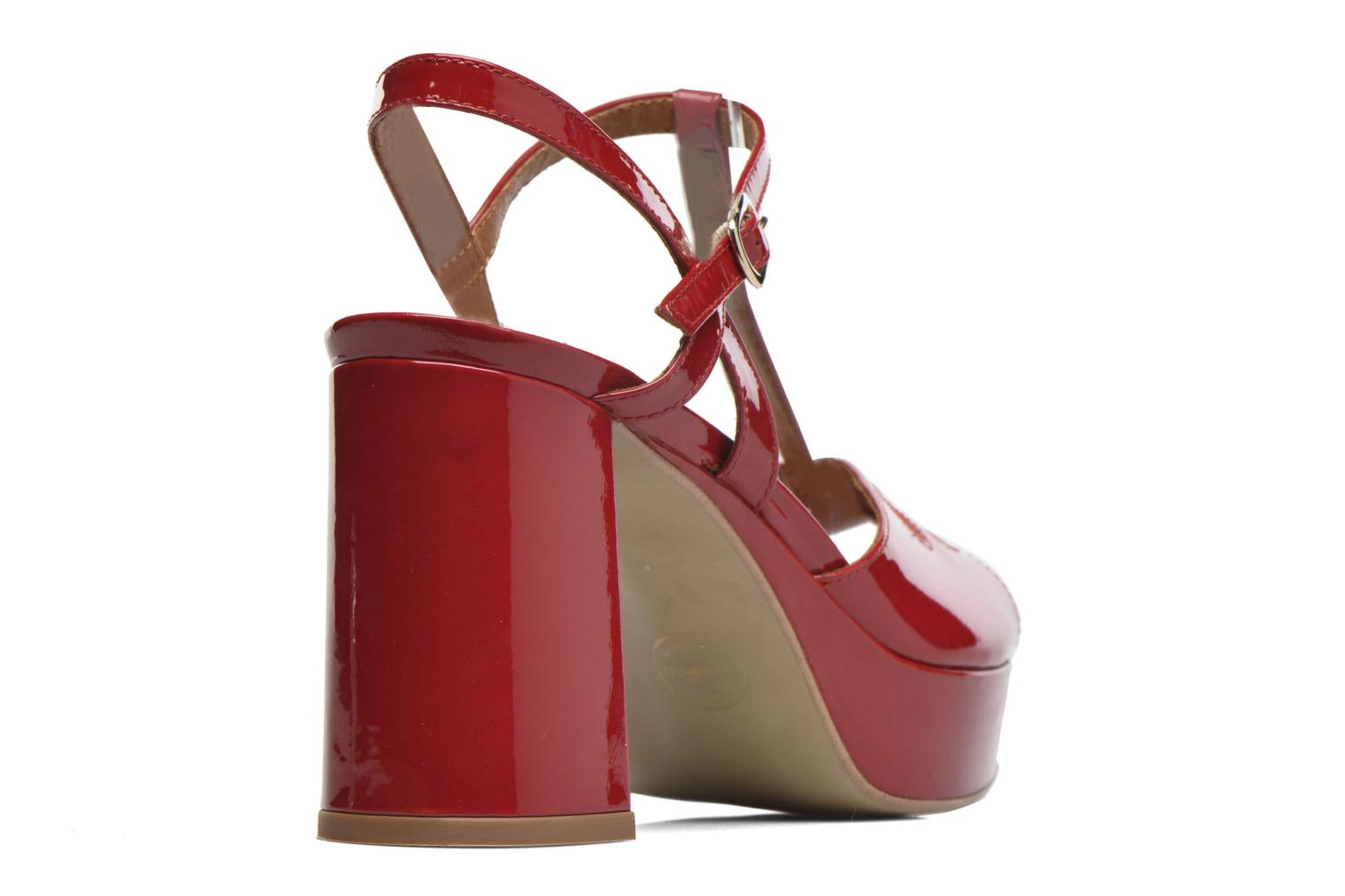 Sandalen Made by SARENZA Tennesse Sister #3 Rood voorkant