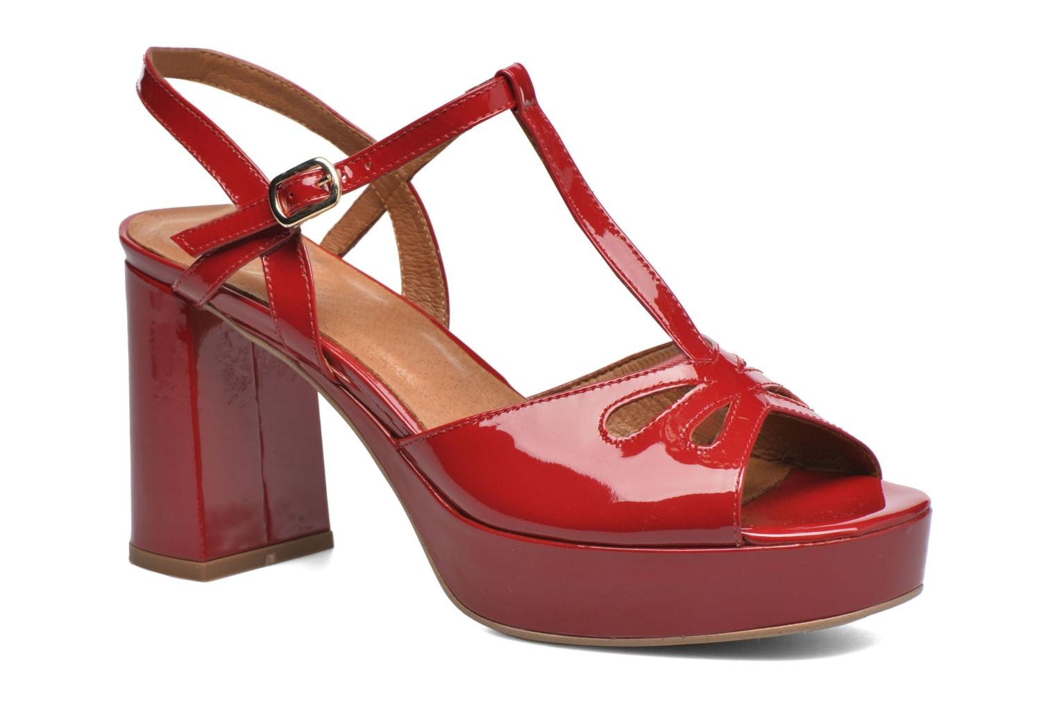 Sandalen Made by SARENZA Tennesse Sister #3 Rood rechts