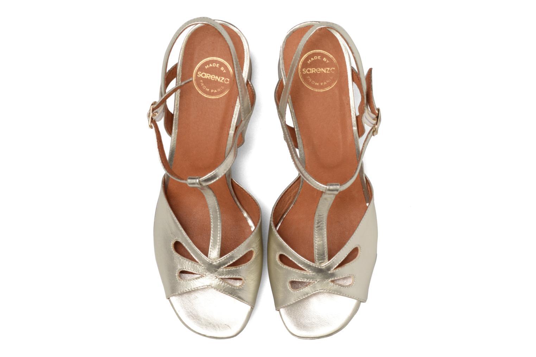 Sandalen Made by SARENZA Tennesse Sister #3 Goud en brons model