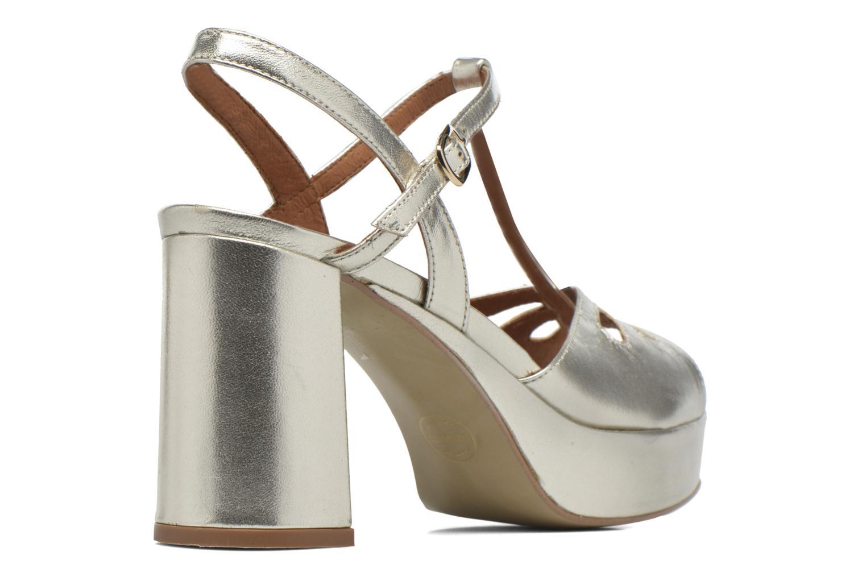 Sandalen Made by SARENZA Tennesse Sister #3 Goud en brons voorkant