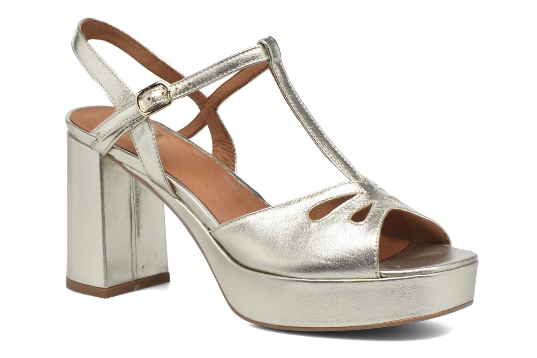 Sandalen Made by SARENZA Tennesse Sister #3 Goud en brons rechts