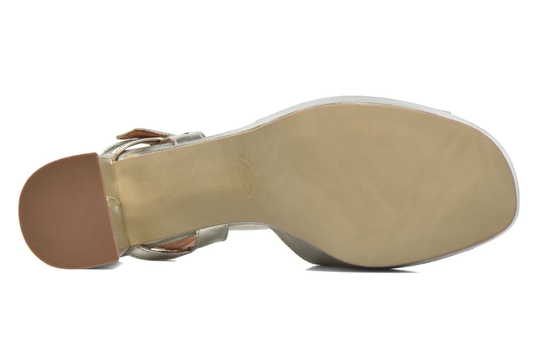 Sandalen Made by SARENZA Tennesse Sister #3 Goud en brons boven