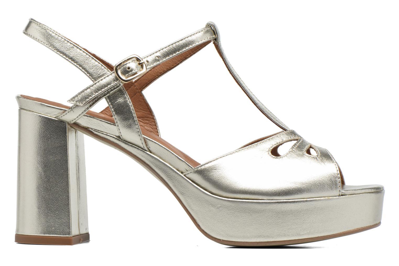Sandaler Made by SARENZA Tennesse Sister #3 Guld og bronze detaljeret billede af skoene