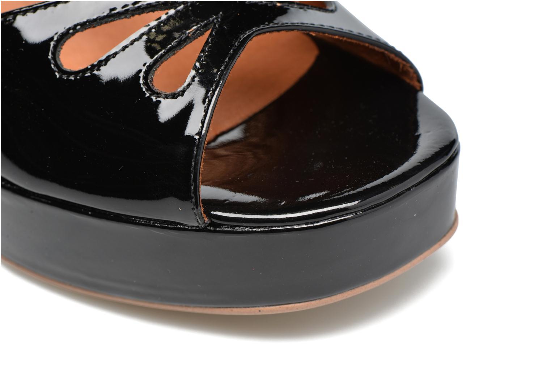 Sandalen Made by SARENZA Tennesse Sister #3 schwarz ansicht von links