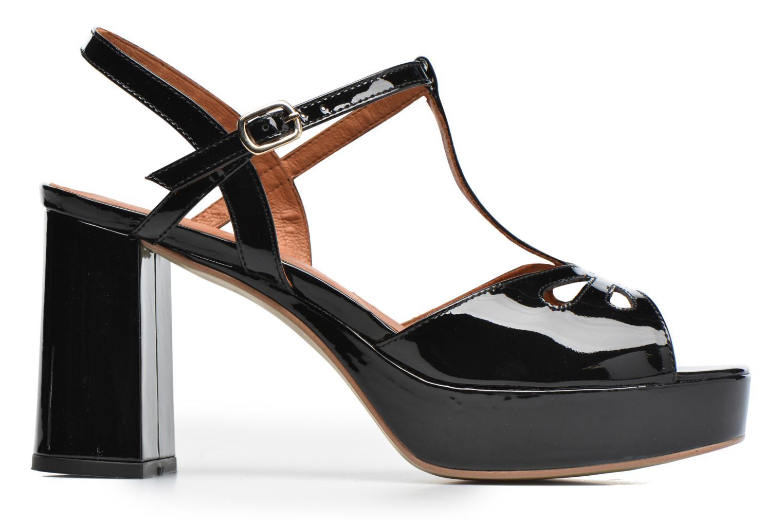 Sandalen Made by SARENZA Tennesse Sister #3 schwarz detaillierte ansicht/modell