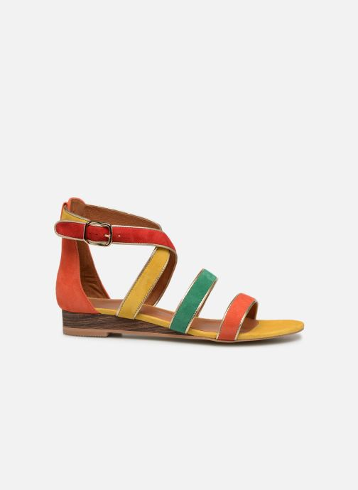 Sandals Made by SARENZA UrbAfrican Sandales Plates #2 Multicolor detailed view/ Pair view
