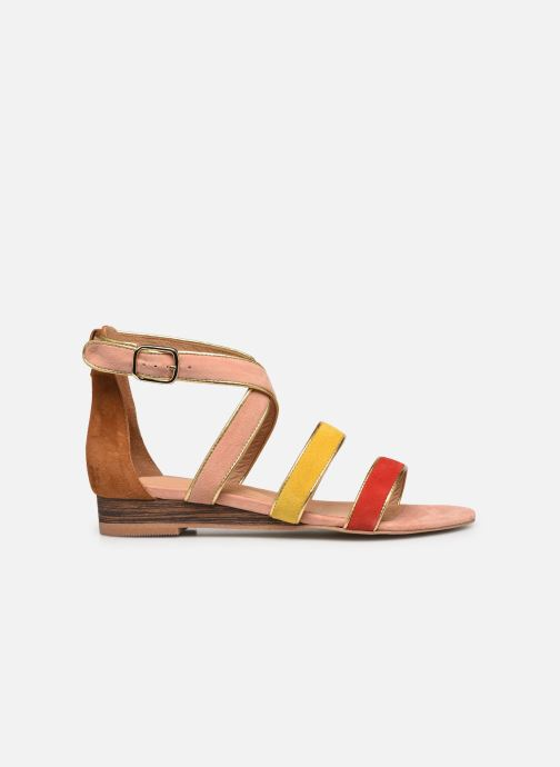 Sandalen Made by SARENZA Riviera Couture Sandales Plates #3 mehrfarbig detaillierte ansicht/modell