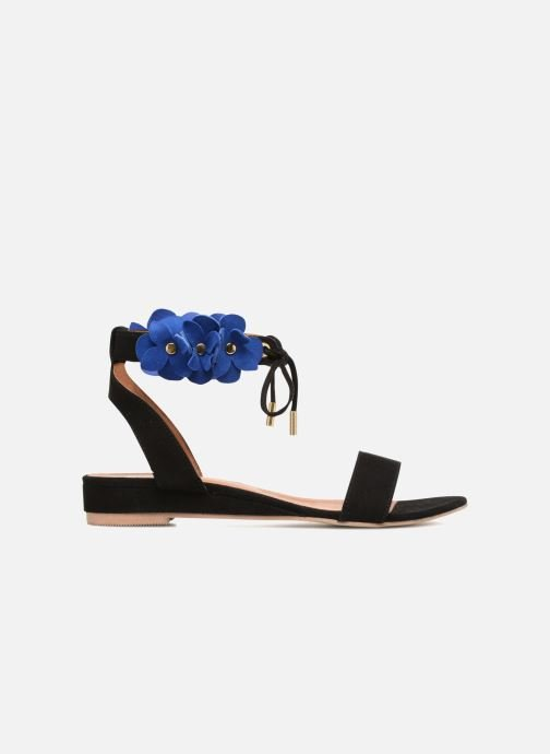 Sandalias Made by SARENZA Frida Banana #7 Negro vista de detalle / par