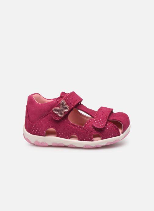 Sandalen Superfit Fanni rosa ansicht von hinten