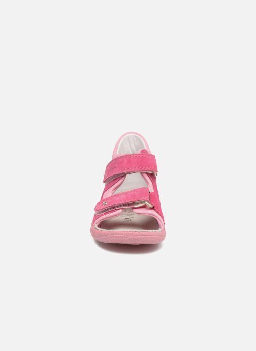 Sandales et nu-pieds Superfit Polly Rose vue portées chaussures