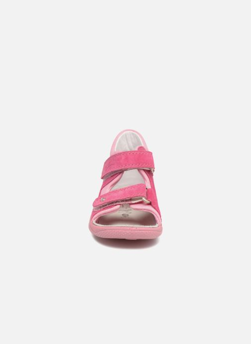 Sandals Superfit Polly Pink model view