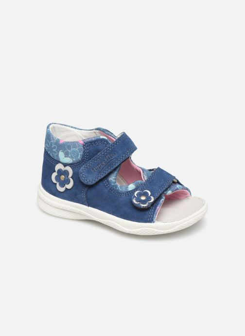 Sandalen Superfit Polly Blauw detail