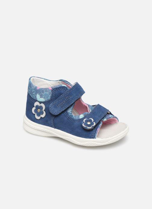 Sandales et nu-pieds Superfit Polly Bleu vue détail/paire