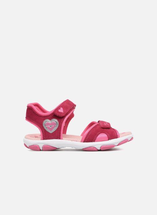 Sandales et nu-pieds Superfit Nancy3 Rose vue derrière