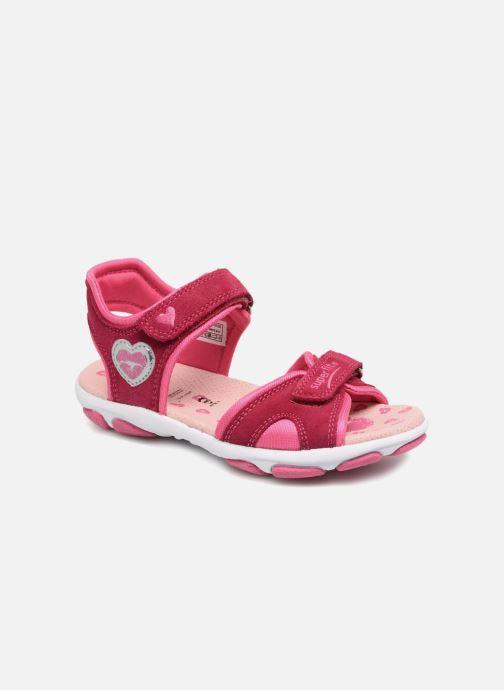Sandales et nu-pieds Superfit Nancy3 Rose vue détail/paire