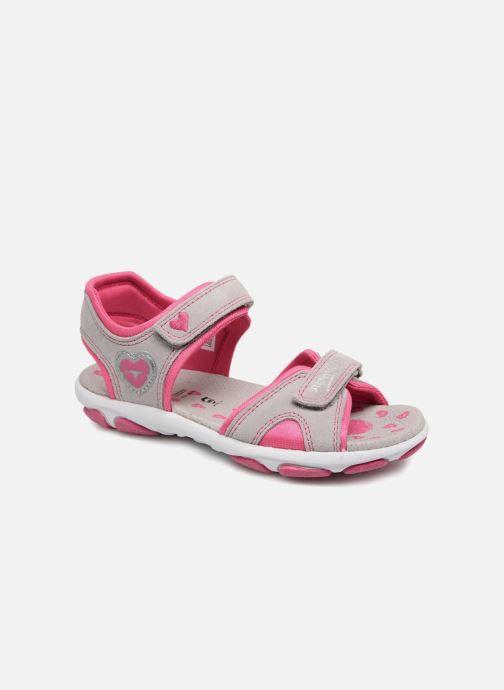 Sandaler Superfit Nancy3 Grå detaljeret billede af skoene