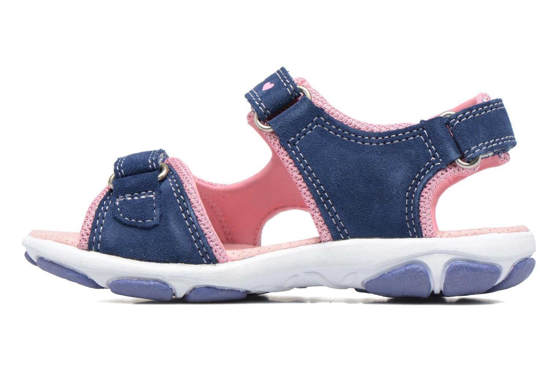 Sandalen Superfit Nancy2 Blauw voorkant