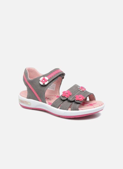 Sandales et nu-pieds Superfit Emily Gris vue détail/paire