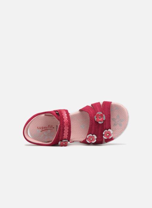 Sandales et nu-pieds Superfit Emily Rose vue gauche