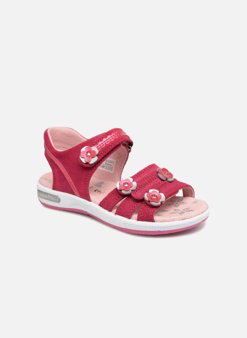 b75f9cd0cc7 Sandaler Superfit Emily Pink detaljeret billede af skoene