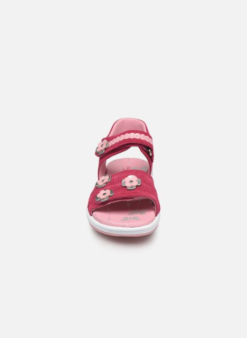Sandals Superfit Emily Pink model view