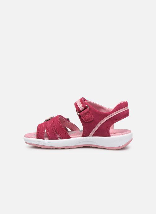 Sandales et nu-pieds Superfit Emily Rose vue face