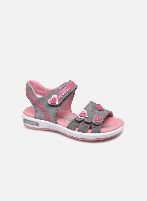 Sandali e scarpe aperte Superfit Emily Grigio vedi dettaglio/paio