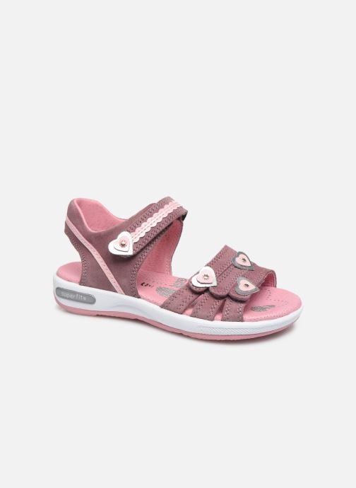 Sandales et nu-pieds Superfit Emily Violet vue détail/paire
