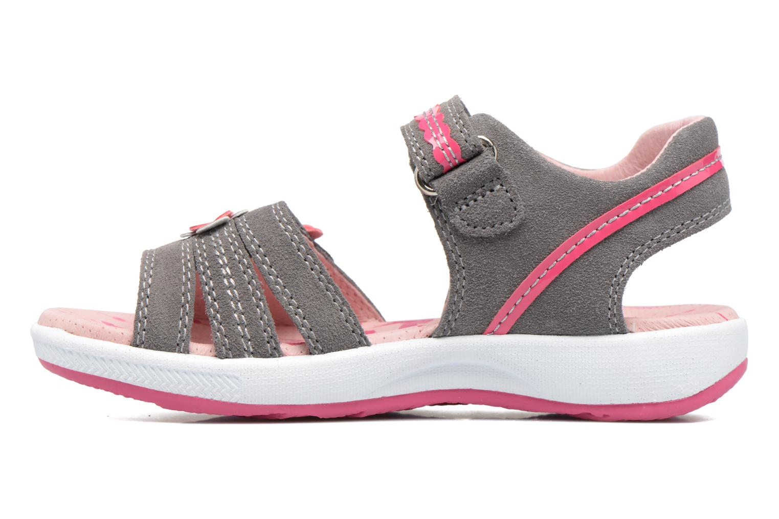 Sandals Superfit Emily Grey front view