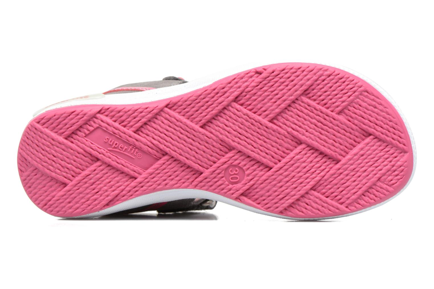 Sandals Superfit Emily Grey view from above