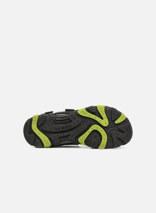 Sandalen Superfit Henry Zwart boven
