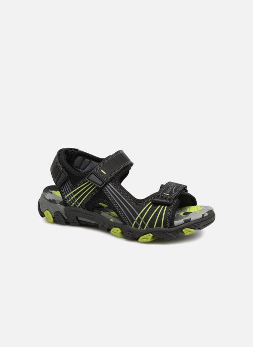 online store 82287 41605 Sandales et nu-pieds Superfit Henry Noir vue détail paire