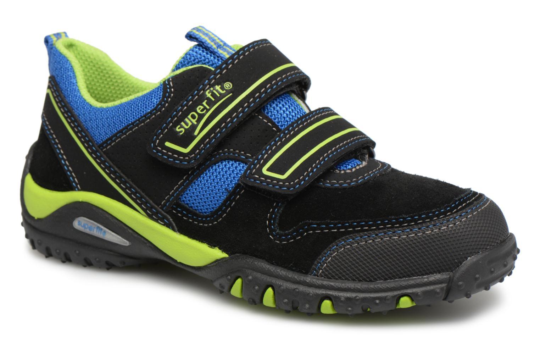 Chaussures de sport Superfit Sport4 Noir vue détail/paire