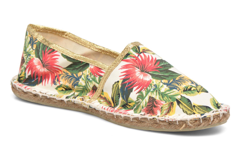 Espadrillos Arsène Carrapicho Beige detaljeret billede af skoene