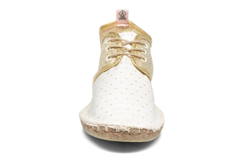 Espadrillos Arsène Tennis Golden Hvid se skoene på