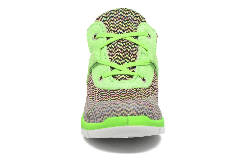 Baskets PEPINO Ryo Multicolore vue portées chaussures