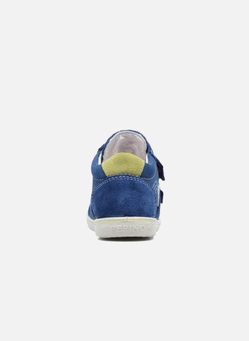 Baskets Pepino Laif Bleu vue droite