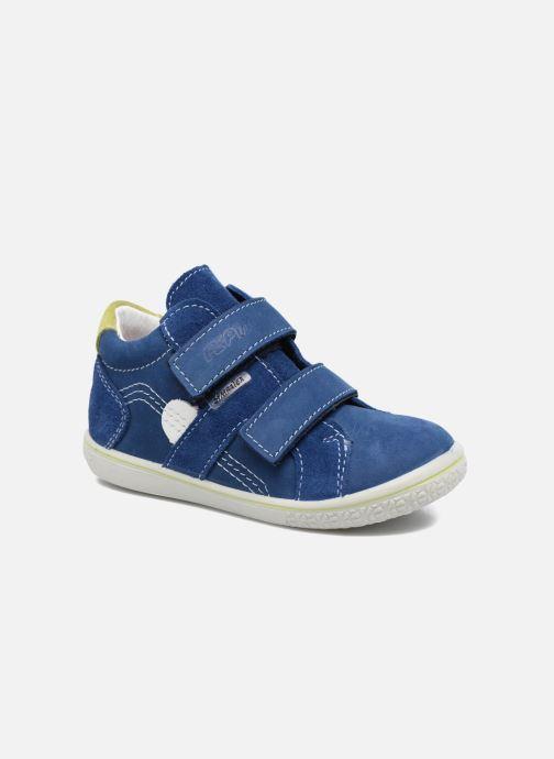Baskets Pepino Laif Bleu vue détail/paire