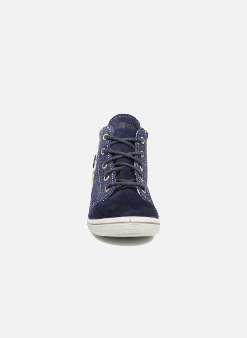 Sneakers PEPINO Lissi Azzurro modello indossato
