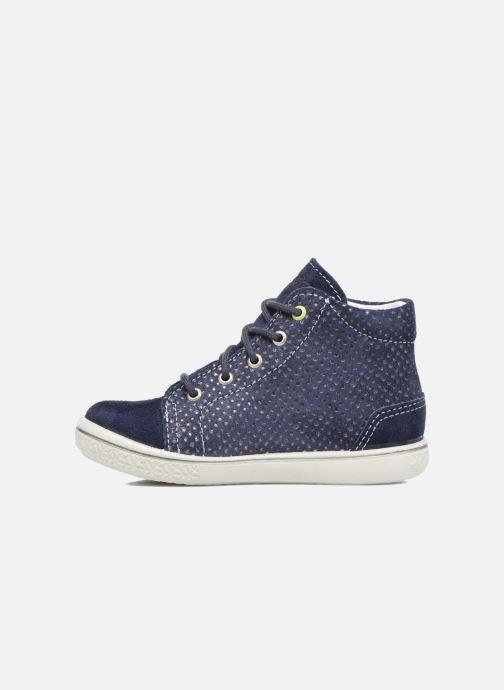 Sneakers Pepino Lissi Azzurro immagine frontale