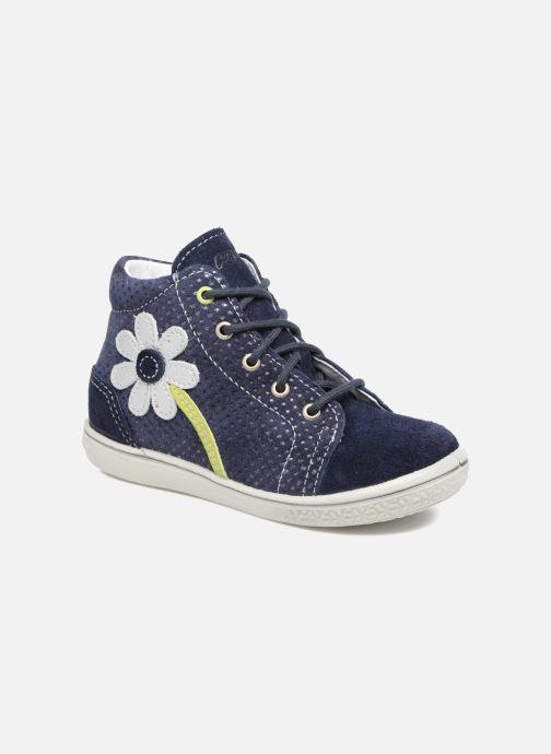 Sneaker Pepino Lissi blau detaillierte ansicht/modell