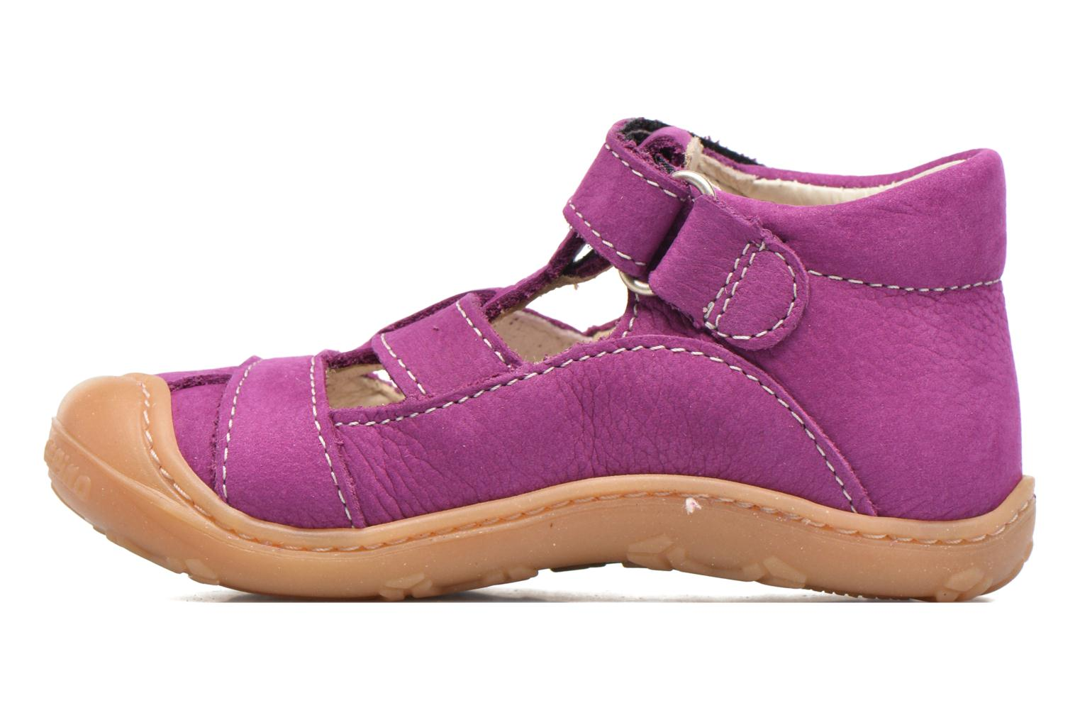 Summer boots PEPINO Lani Purple front view