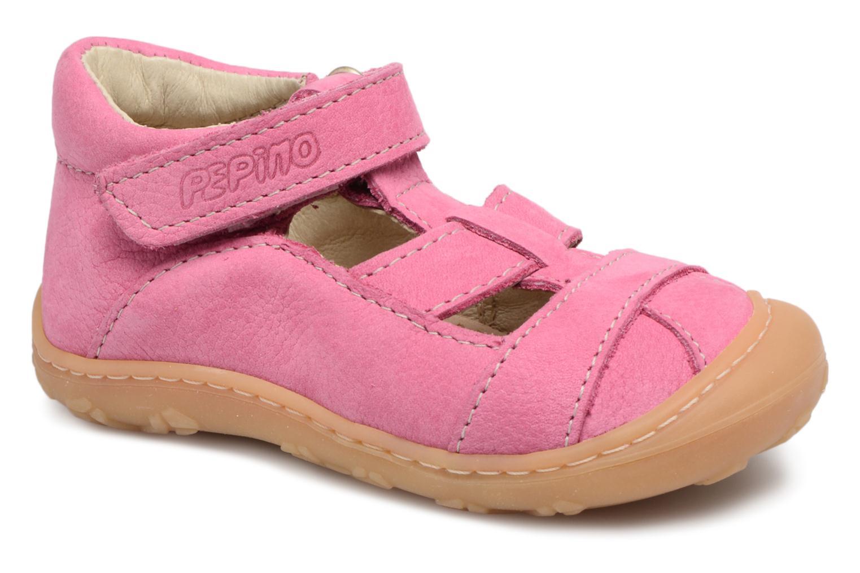 Zomerlaarsjes PEPINO Lani Roze detail