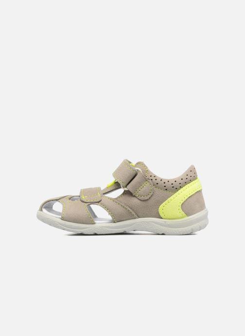 Sandali e scarpe aperte Pepino Kaspi Beige immagine frontale