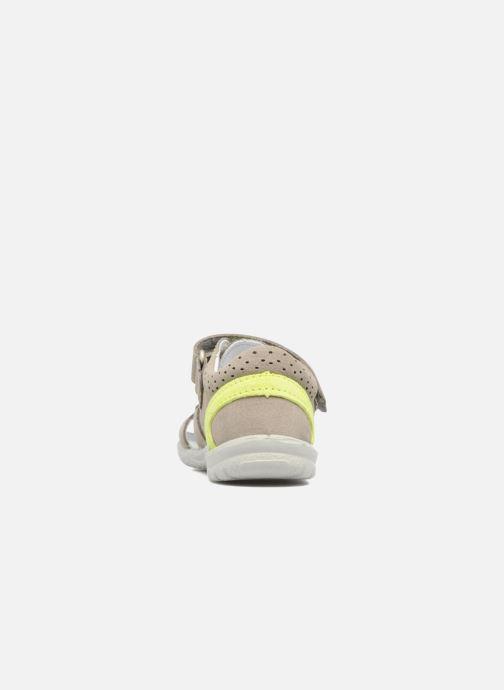 Sandali e scarpe aperte Pepino Kaspi Beige immagine destra