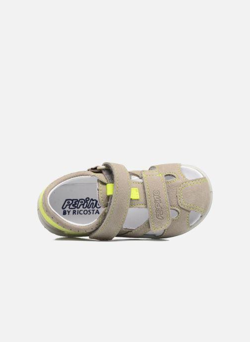 Sandali e scarpe aperte Pepino Kaspi Beige immagine sinistra
