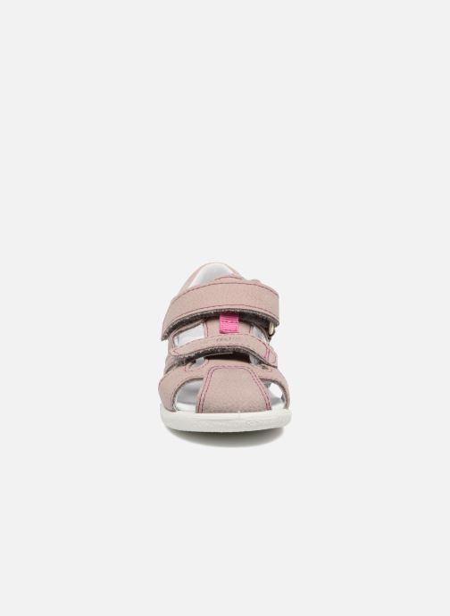 Sandali e scarpe aperte Pepino Kaspi Viola modello indossato
