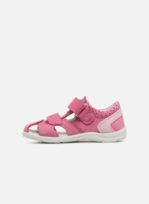 Sandales et nu-pieds PEPINO Kaspi Rose vue face
