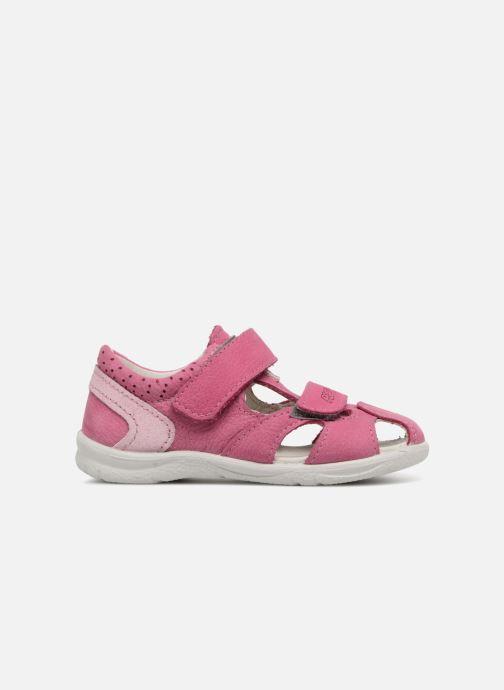 Sandalen Pepino Kaspi rosa ansicht von hinten