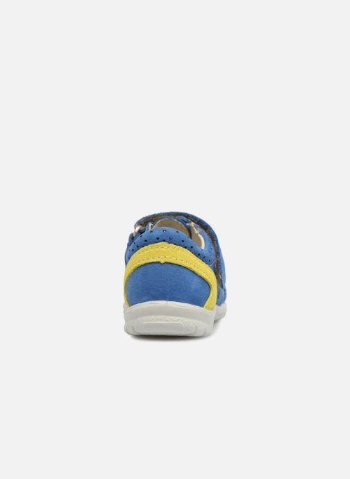 Sandales et nu-pieds Pepino Kaspi Bleu vue droite